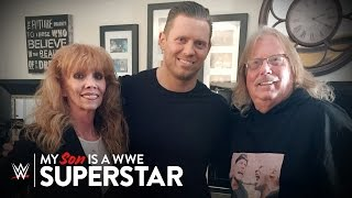 The Miz: My Son is a WWE Superstar