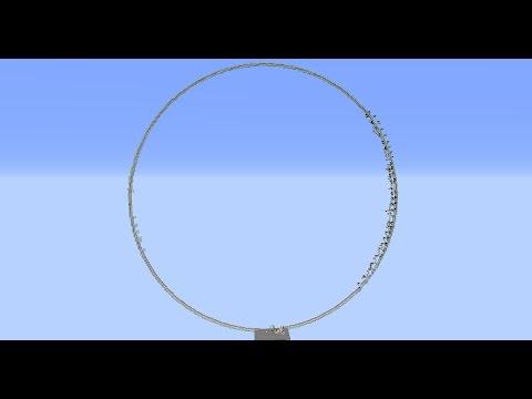 Minecraft Loop-de-Loop Showcase