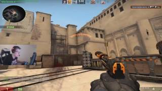 CSGO - People Are Awesome #8 Best oddshot, plays, highlights