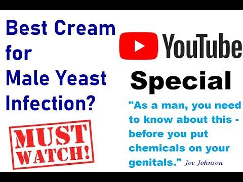 Clotrimazole and Betamethasone Dipropionate Cream for Male Yeast Infection