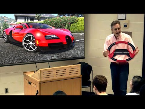 How Cars are so Damn Sexy - Prof. Jordan Peterson