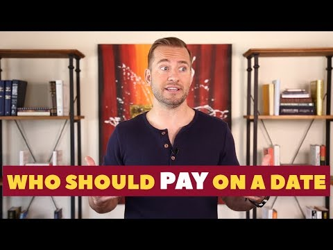 Who should pay on a date? | Dating Advice for Women by Mat Boggs