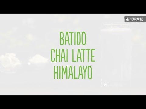 Batido Chai Latte Himalayo