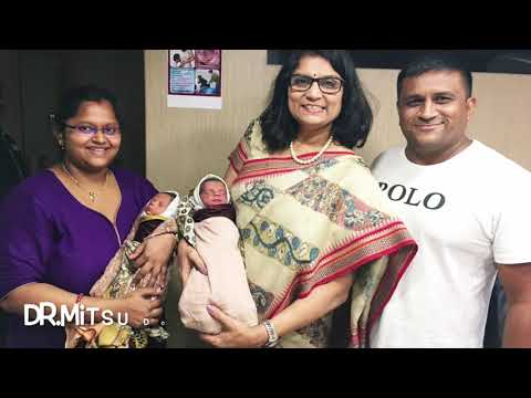 Success after multiple miscarriages - IVF Sucess with Twins - 1st IVF Cycle Sucess Surat