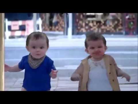 Whatsapp Funny Video # 22 | Cute Babies Dancing Funny Ad HD