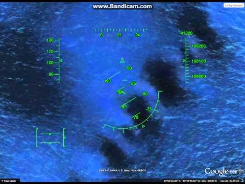 Google Earth Flight Simulator: The Highest Altitude
