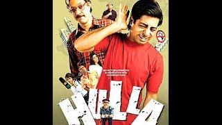 Hulla | Full Hindi Movie | Sushant Singh - Rajat Kapoor - Kartika Rane - Vrajesh Hirjee | HD