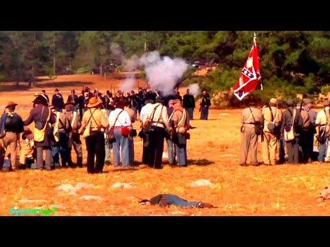 Reenactment 1864, Lee vs. Grant at Cold Harbor and N. Anna River
