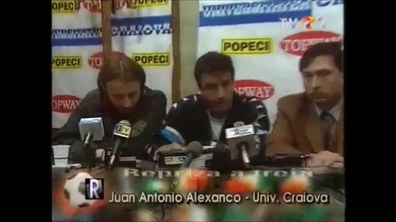 Universitatea Craiova - Rapid 2 - 2 ,  2 mai 1998