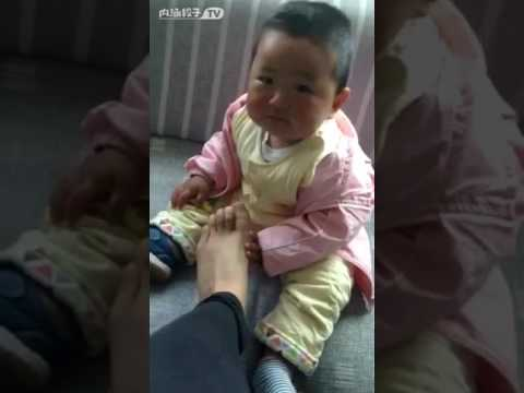 Baby smells  bad smelling foot