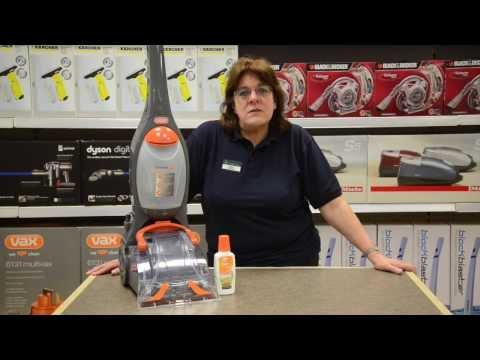 Vax Powermax Spring Clean Carpet Cleaner