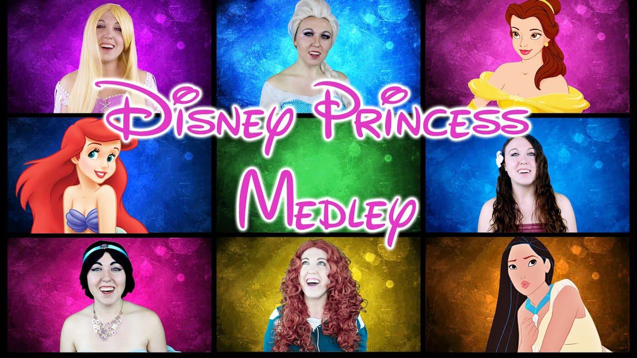 Disney Princess Medley Acapella - Avonmora