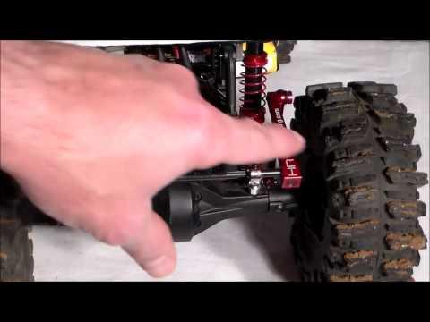 K9 RC OK: HOW TO: Axial Scx10 sway bar mod using HR YETI XL kit