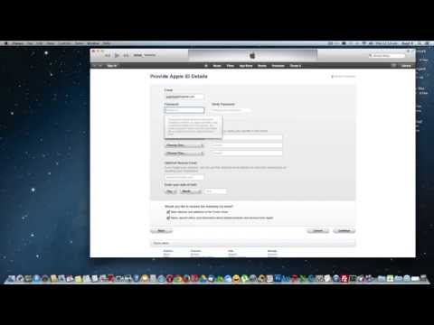 How To Create a Free Apple ID without credit card 2014
