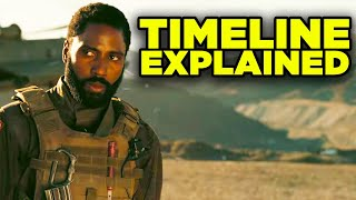 TENET Explained! Full Movie Timeline \u0026 Final Scene Breakdown (Spoilers)