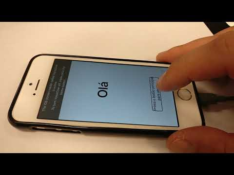 NO SOUND:  Pressing HOME button on Activation Screen IPhone without HOME/Broken Home in Itunes