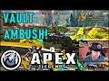 VISS WE GOT AMBUSHED! APEX LEGENDS SEASON 3