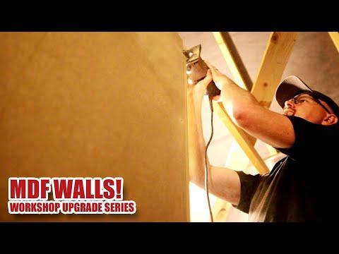 Finishing the MDF walls - Workshop v2.0 (Part 2) [26]