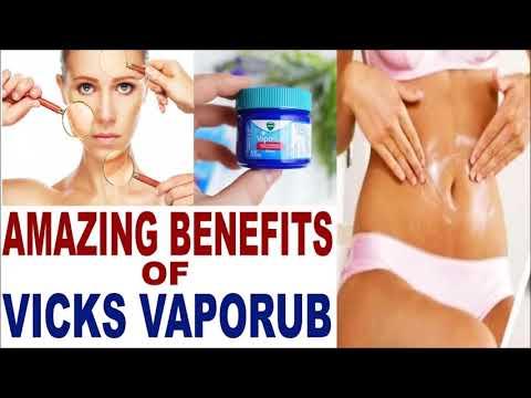 विक्स वेपोरब के चमत्कारी प्रयोग / Surprising Benefits And Uses Of Vicks Vaporub