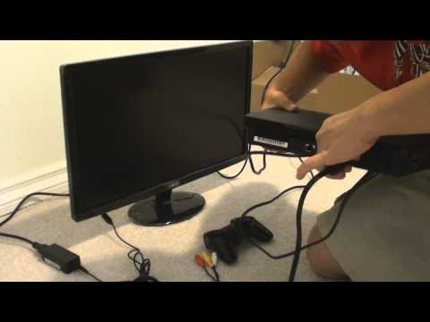How To: Setup your ps3 or xbox to a monitor with sound