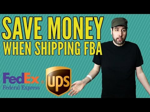 Shipping to Amazon FBA With UPS or FedEx - Which is Better?