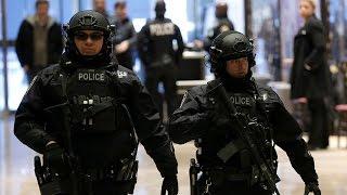 Trump Towers: NYC security nightmare