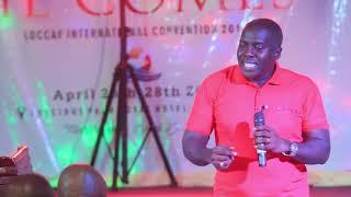 LOCCAF 2018 Day 2 - Pastor Bankie