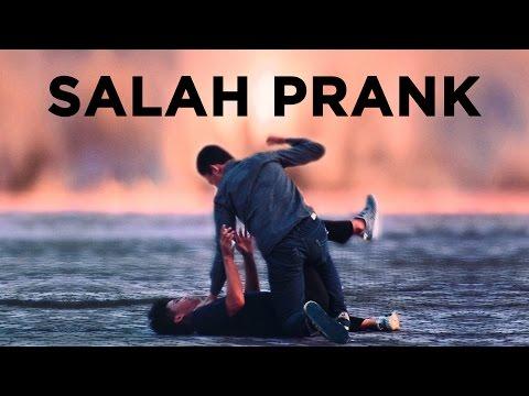 SALAH PRANK