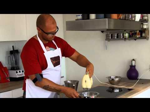 Gluten-free Wholegrain Dough For Pizza and Pita Bread • Part 1