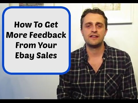 How To Build Your eBay Feedback Score Fast Tips