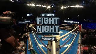 Darryll Williams edges rematch with Jahmaine Smyle | 360 Virtual Reality Boxing