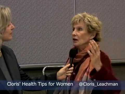 Cloris Leachman Health Tips For Women