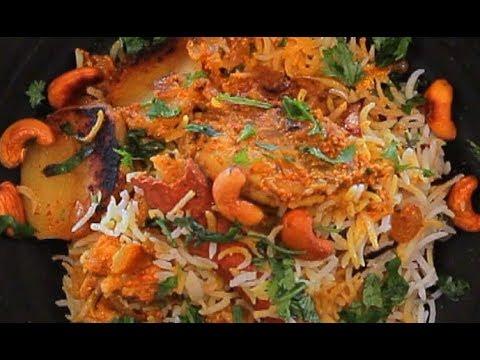 Kolhapuri Chicken Biryani | कोल्हापुरी चिकन बिरयानी | Maharashtrian Style Chicken Biryani Recipe