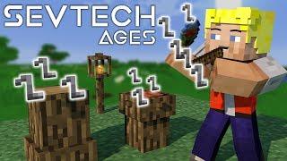 Sevtech: Ages | Totemic Ceremony & Buffalo! | E04 (SevTech