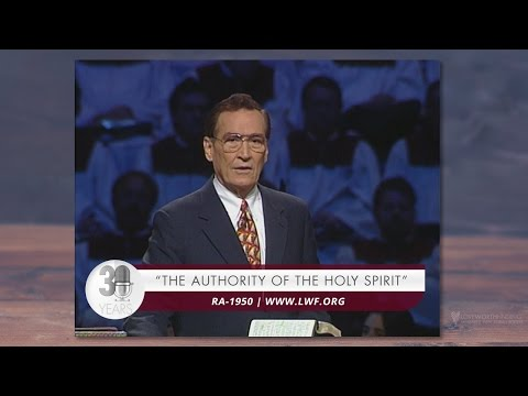 Adrian Rogers: The Authority of the Holy Spirit  #1950