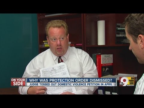 Why judge denied protection order