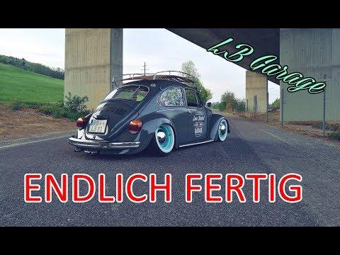 LOW BUDGET AIRRIDE KÄFER FERTIG!!