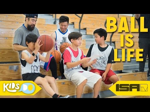 Basketball Trick Shots! - Kids Do Ep. 3 w/ GuavaJuice Roi, + Quest Crew