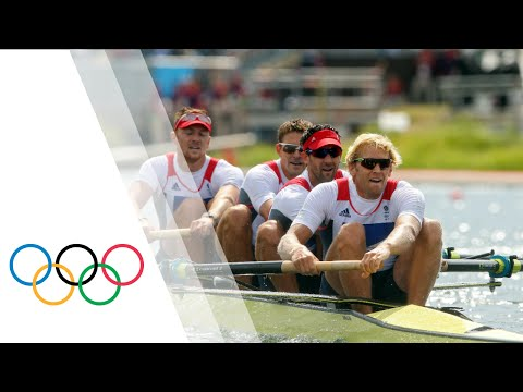 Men's Four Rowing Final Replay - London 2012 Olympics