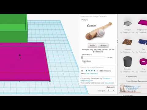 09 (of 13) - How to Use the Tinkercad Image Generator