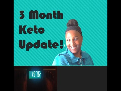 My 3 Month Keto Update! Leg Cramps!