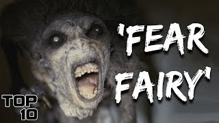 Top 10 Scary Tooth Fairy Urban Legends