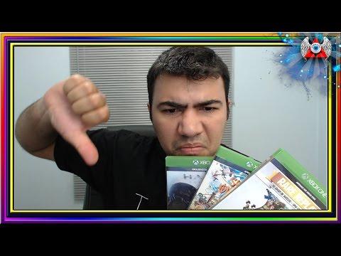 Jogos em Midia Fisica para o Xbox One / Para Quê ?