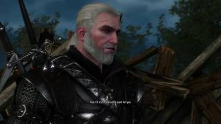 """""""The Volunteer"""" The Witcher 3: Wild Hunt sidequest walkthrough No Commentary"""