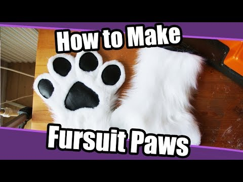 //Tutorial #5// Hand Paws