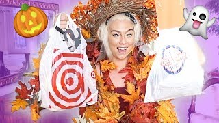 SPENDING all my money on fall and halloween decorations! Fall HAUL