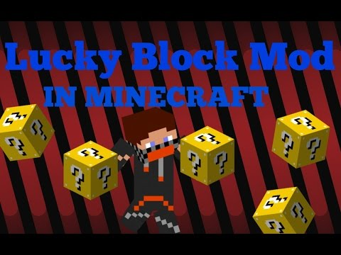How To Install The Lucky Block Mod on Minecraft PE iOS NO JAILBREAK OR COMPUTER