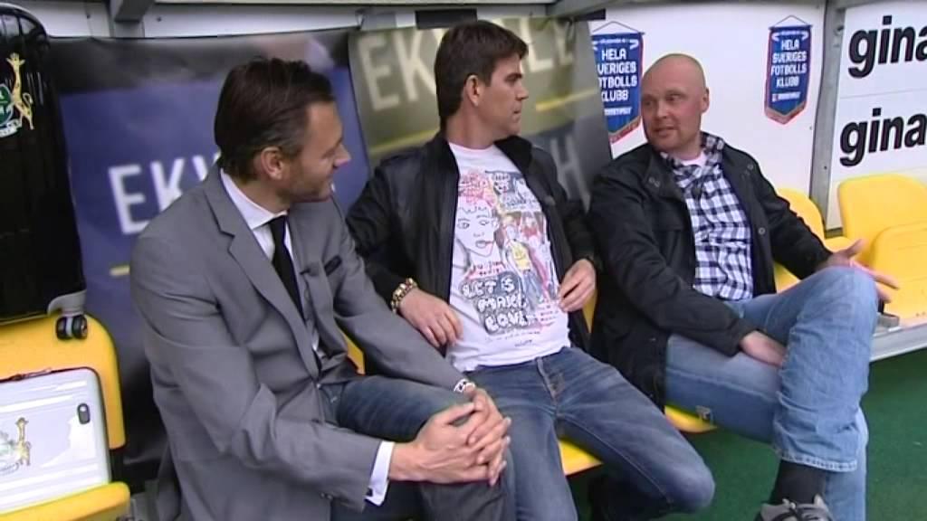 TV: ARKIV: Ekwall vs Lundh med Klas Ingesson - TV4 Sport