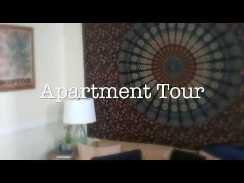 I MOVED?! - Boston Apartment Tour