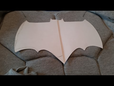 DIY Batman V Superman Costume part 3: Starting to work on Muscle suit.